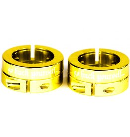 Go Huck Yourself Go Huck Yourself Lock Jaw Grip Clamp Set (Gold)