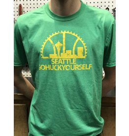 Go Huck Yourself Sonics Go Huck Yourself T-Shirt