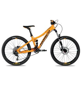 Norco Norco Fluid 24 FS (Orange/Blue)