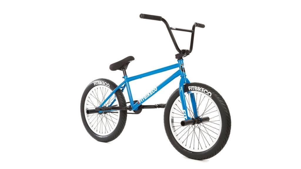 Fit Bike Co Fit Bike Co Corriere FC (Laguna Blue) LHD