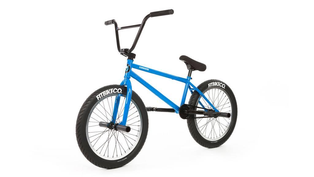 Fit Bike Co Fit Bike Co Corriere FC (Laguna Blue) LHD ...
