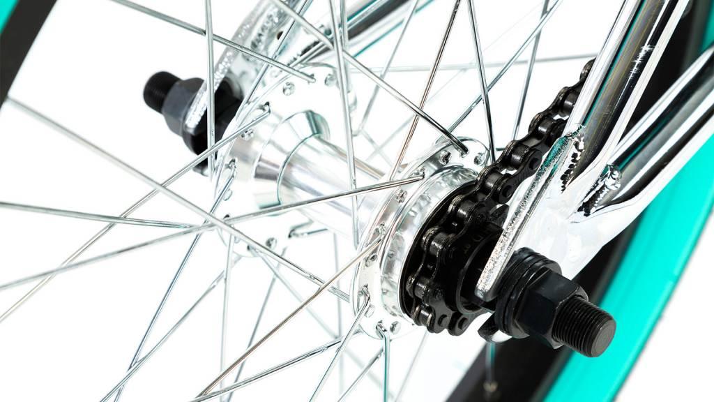 Fit Bike Co Fit Bike Co Eighteen 18 (Chrome)