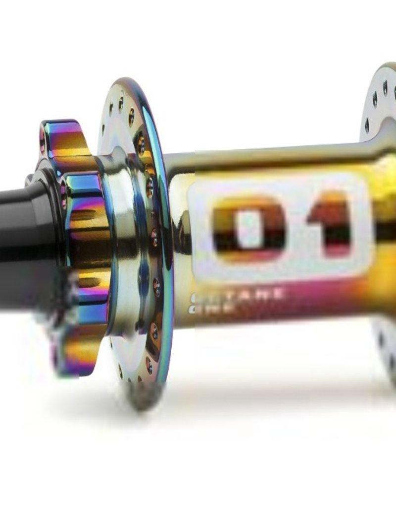 Octane Octane Front 20mm Hub 32h Disc (Petrol) Oil Slick