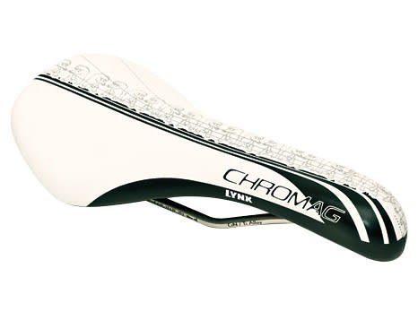 Chromag Chromag Lynx Seat CrMo Rails White