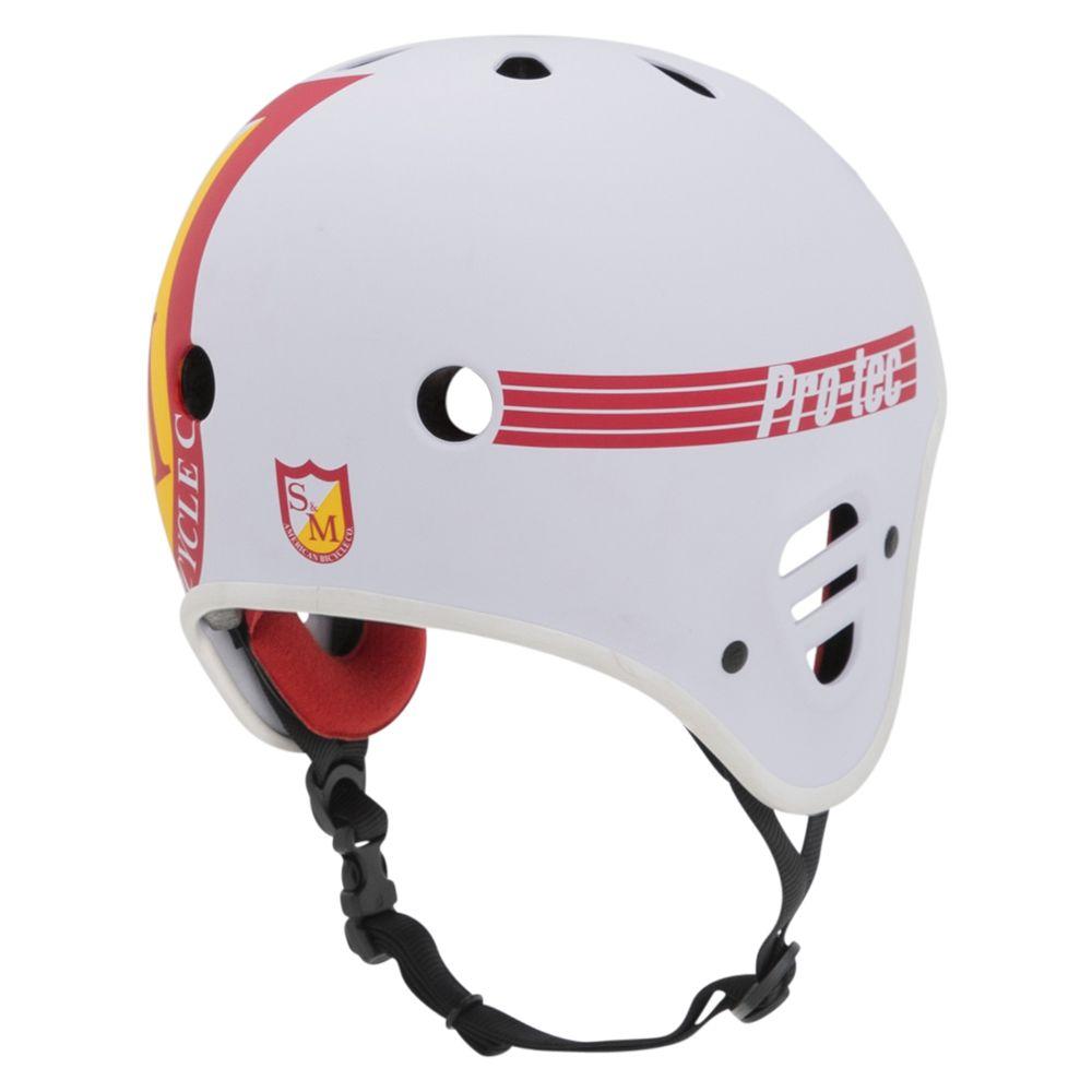 S&M Pro-tec Certified Full Cut S&M Helmet