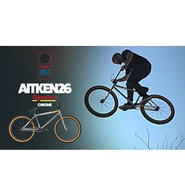 Fit Bike Co Fit Aitken 26 (Chrome)
