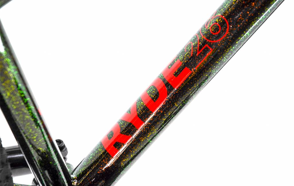 Norco Norco Ryde 26 Short (Splatter Copper/Green/Red/Brown)