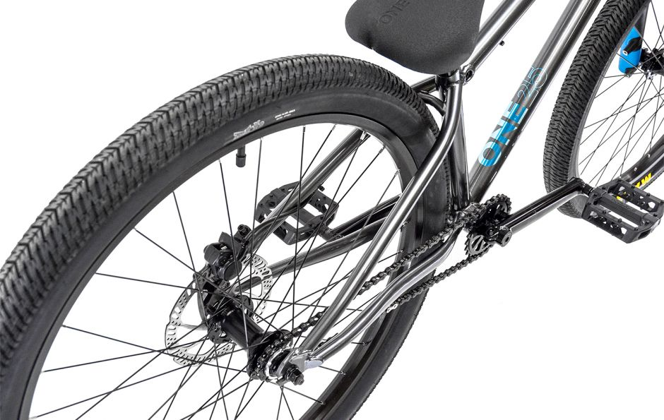 Norco Norco ONE25 Dirtjumper (Grey / Black) Long