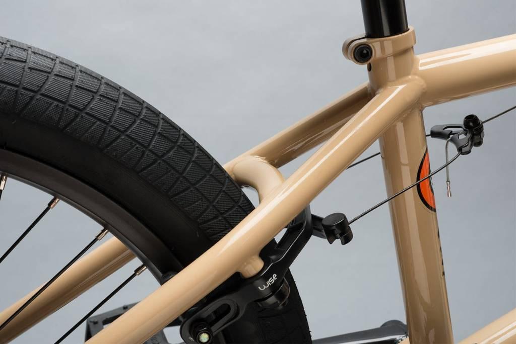 DK Cygnus (Tan) Complete BMX Bike