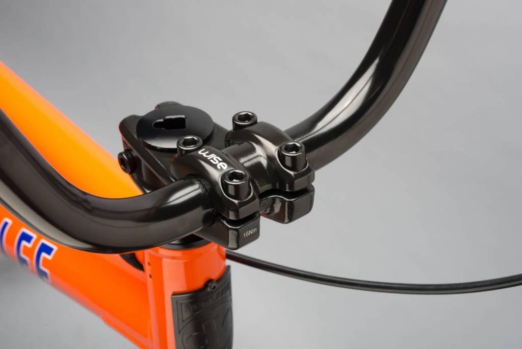 """DK General Lee 22"""" (Orange) Complete BMX Bike"""