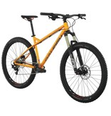 "Raleigh Bicycles Raleigh Tokul 4130 (Yellow) Medium 17"""