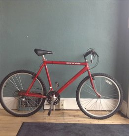 Cannondale Aluminum Red 22 in