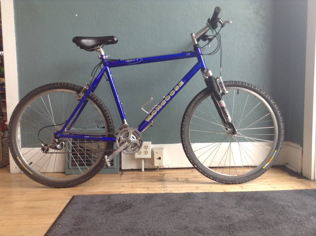 Mongoose DX 5.3 - 20 in