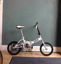 Flex-Bike Mantis 11 in White