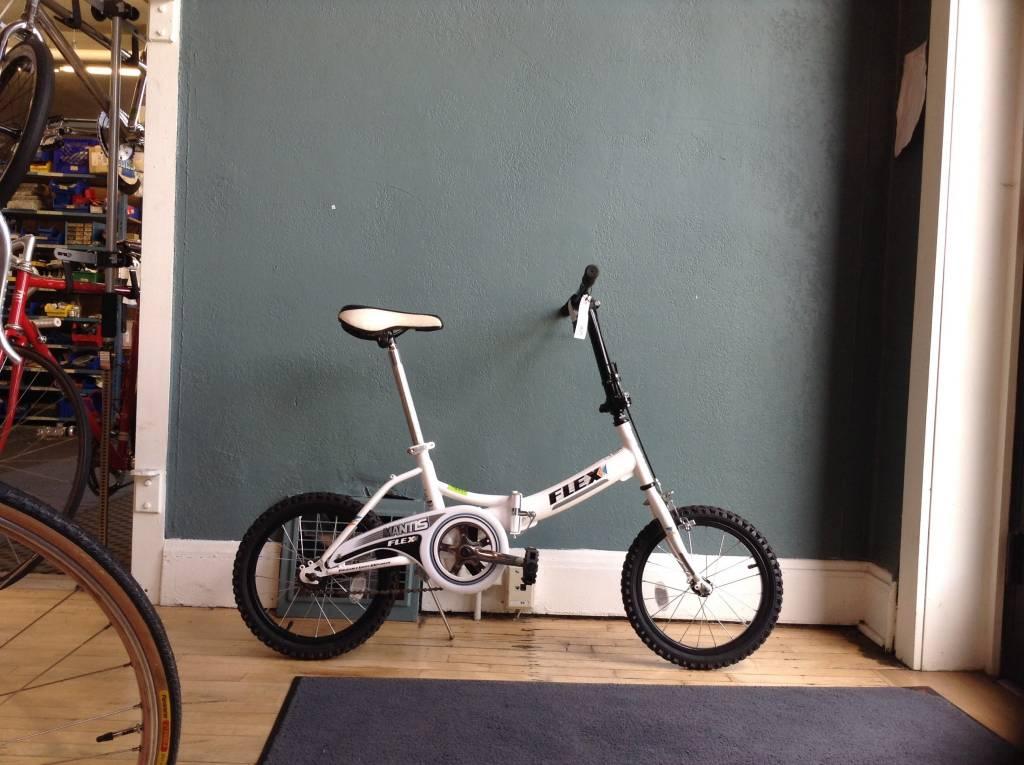 Flex-Bike Mantis 11 in White