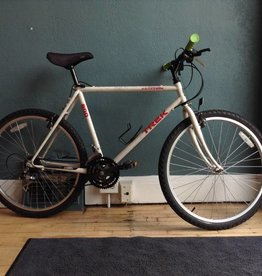 Trek Antelope 800 White 20 in