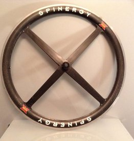 Spinergy Rev X 700c carbon rear wheel.