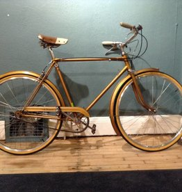 Dunelt 3-Speed Golden 52 cm