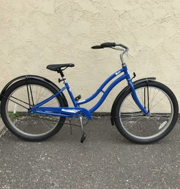 Sun Bikes Revolution AL Cruiser 16 in Sparkle Blue