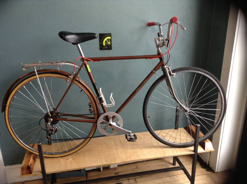 Raleigh Sprite Brown 21.5 in/55 cm