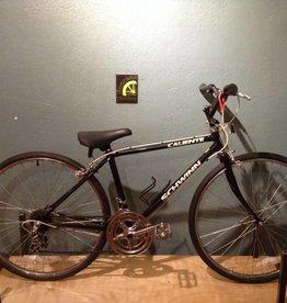 """Schwinn Caliente Road Bike 38cm Black 24"""" wheel"""