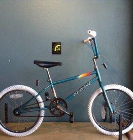 "Peugeot CPX99 BMX 20"" Turquoise"