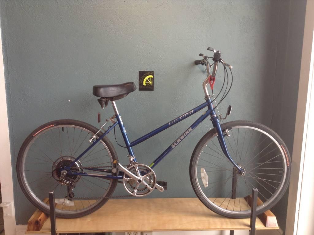 Schwinn Mesa Runner 17 in Blue