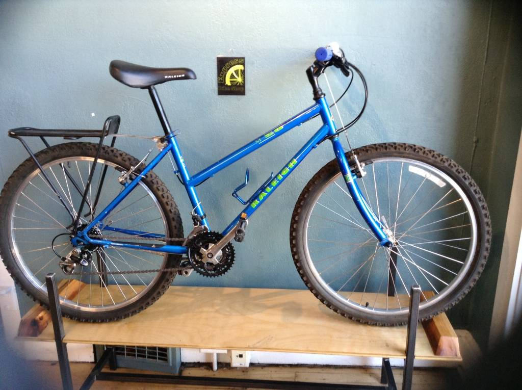 Raleigh M-50 17 in