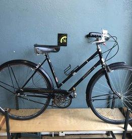 Raleigh LTD-3 Cruiser Black 19.5 in Bicycle