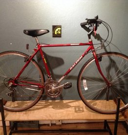 Record cx Red 19.5 in