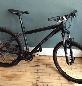Specialized Specialized Rockhopper Black - 17 in