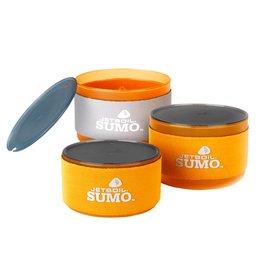 Jetboil Jetboil Sumo with bowl set Orange