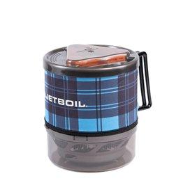 Jetboil JetBoil MiniMo Accessory Cozy, Blue Plaid