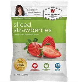 Wise Sliced Strawberries