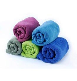 "Sea To Summit Pocket Towel - M - 20"" x 40"" - Cobalt Blue"