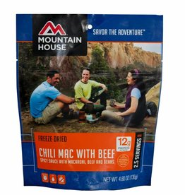 Mountain House Chili Mac w/ Beef