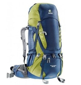 Deuter Aircontact 55+10 midnight/moss