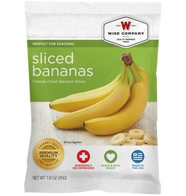 Wise Sliced Bananas