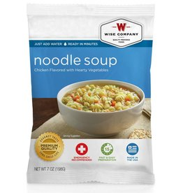 Wise Chicken flavored noodle soup