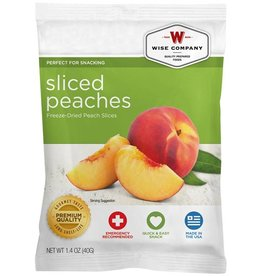 Wise Sliced Peaches