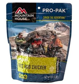 Mountain House Rice and Chicken Pro-Pak