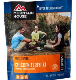 Mountain House Chicken Teriyaki w Rice