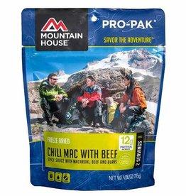 Mountain House Chili Mac w Beef Pro-Pak