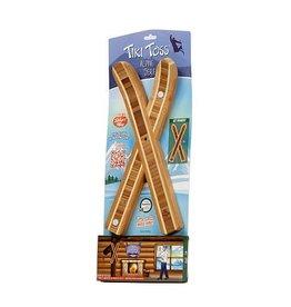 Tiki Toss Ski Edition