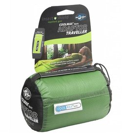 Sea To Summit Adaptor Coolmax Liner Traveller (Insect Shield)