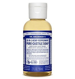 Dr. Bronner's 2oz Pepperment Soap