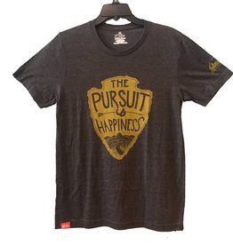 meridian line The Pursuit Men's T-shirt