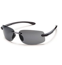 Suncloud Excursion - Black | Polarized Polycarbonate
