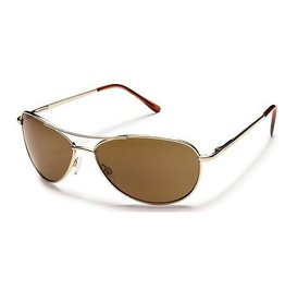 Suncloud Patrol - Gold | Polarized Polycarbonate