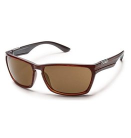 Suncloud Cutout - Burnished Brown | Polarized Polycarbonate